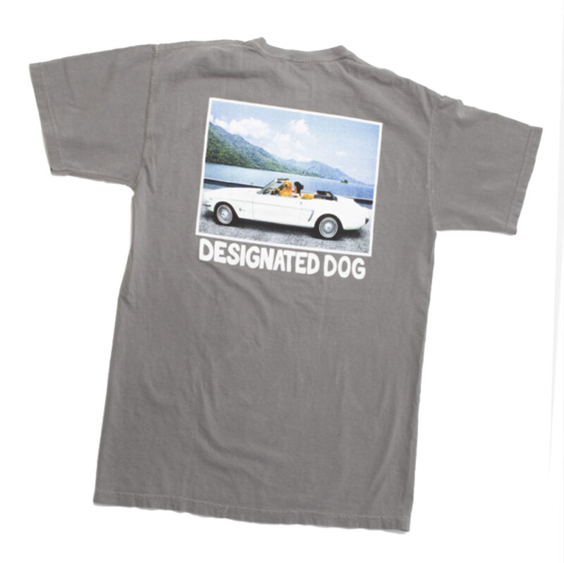 Dog Mustang Convertible Tee